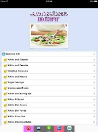 atkins diet guide for weight loss on the app store