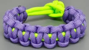 paracord bracelet buckle make images How to make basic cobra paracord bracelet without buckles jpg