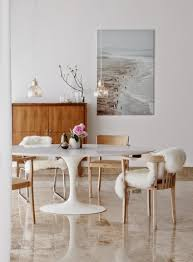 The Appropriate Modern Dining Room 15 Astounding Oval Dining Tables For Your Modern Dining Room