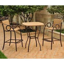 Patio High Table And Chairs Outdoor Bistro Sets For Less Overstock Com