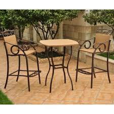 Outdoor Patio Furniture Bar Height Outdoor Bistro Sets Shop The Best Deals For Nov 2017 Overstock Com