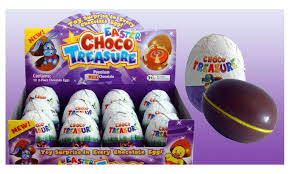 where to buy chocolate eggs with toys inside choco treasure chocolate eggs with inside 12 box groupon