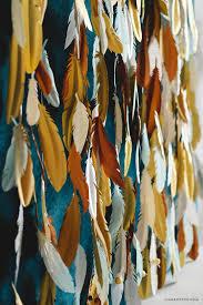 thanksgiving backdrop make a paper feather backdrop diy photo backdrop
