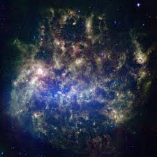 what s is new in the large magellanic cloud nasa