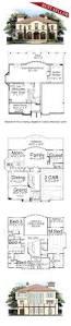 greek revival house plan 72095 total living area 3073 sq ft