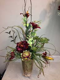 Silk Flowers Arrangements - 453 best silk floral arrangements images on pinterest silk