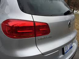tiguan volkswagen lights review 2016 volkswagen tiguan r line 4motion a crossover not to