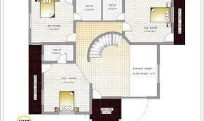 india house design with free floor plan kerala home india home design house plans kerala house plans 23585