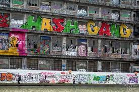 graffiti chambre graffiti mecca on the canal l ourcq alternative