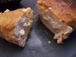 recette boursin cuisine poulet poulet au boursin pané anneauxfourneaux