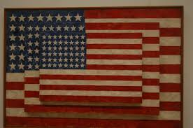 Jasper Johns Three Flags Roy Lichtenstein Bruce U0027s World 5