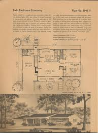 vintage house plans 1970s ranch homes split levels and