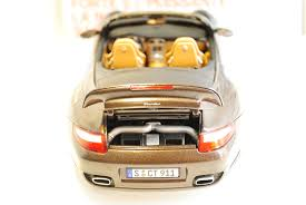 porsche model car 2008 porsche 997 u201cturbo cabriolet u201d u2013 1 18 norev model car