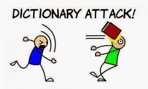 Dictionary Meme - combact malware protection what is a dictionary attack how a