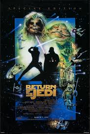 the history of star wars posters