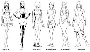 Female Body Anatomy Drawing Body Drawing Reference U0027 In Drawing References And Resources