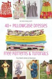 an entire tutorial on making a pillowcase dress best one i u0027ve