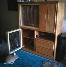 How To Build An Indoor Rabbit Hutch Housing Wabbitwiki