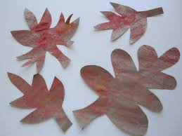 autumn painting for toddlers no time for flash cards