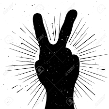 peace sign template virtren com