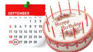 september 26 is the most popular day of the year to be born on