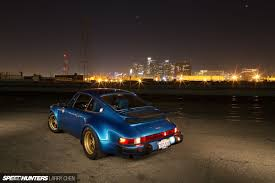 magnus walker porsche green made in la wheels fit for an outlaw speedhunters