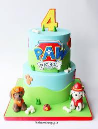 238 cake paw patrol images paw patrol cake