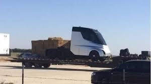 tesla delays big rig truck debut model 3 in u0027production hell