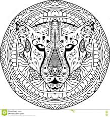 circular aztec design stock images image 19168234