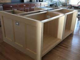 kitchen center island cabinets modern surprising kitchen cabinet island ikea hack how we built