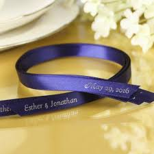 personalized ribbons for favors 66 best perfectly packaged favors images on bridal