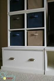 storage for the playroom pottery barn and storage