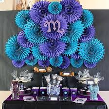 Purple Decorations Best 25 Peacock Birthday Party Ideas On Pinterest Peacock Party