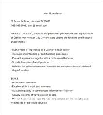 Resume For Grocery Store Manager Grocery Store Manager Resume Cbshow Co