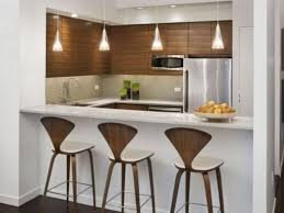 Minimalist Kitchen Design For Apartments Awesome Bar Idea For Kitchen Design Inspiration 4 Home Ideas