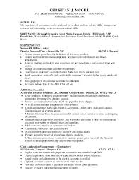 Cash Application Resume Christian Mcgill Resume 11 21 2014