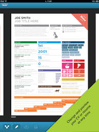 Best Resume Builder App For Ipad Free by Boluga Limited