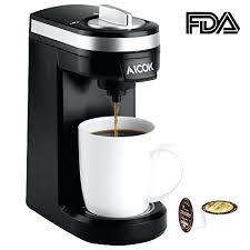 single cup coffee maker – innovate nova
