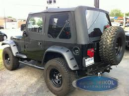 jeep yj snorkel sunroof convertible u0026 hardtop for jeep wrangler ebay