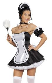 French Maid Halloween Costume Maid Costumes U2013 Festival Collections