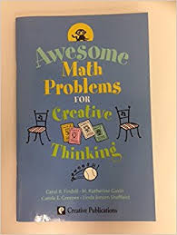 awesome math problems for creative thinking mcgraw 28 images