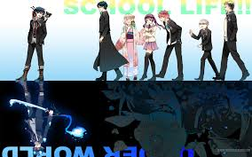 blue exorcist blue exorcist rin okumura desktop background hd 1920x1200 deskbg com