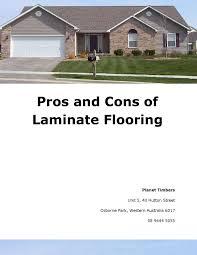 Laminate Flooring Osborne Park Pros And Cons Of Laminate Flooring By Anne Hansen Issuu