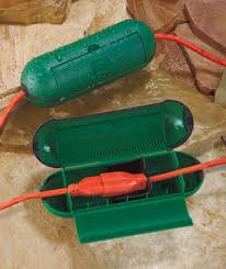 Outdoor Christmas Light Safety - keep the christmas lights shining bright with this set of 2