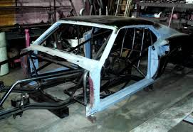 1969 camaro roll cage 69 mustang farks supercars
