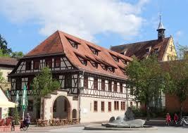 Rathaus Bad Wildbad Enztalradweg Und Maulbronn Lisa Unterwegs