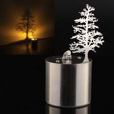 2017 pine tree dreamlike led shadow projector reflection