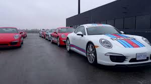 porsche canada porsche performance tour canada youtube