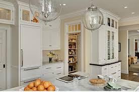Traditional White Kitchen Images - 20 smart white kitchen pantry cabinets rilane
