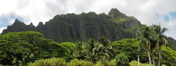 Hawaii mountains images Spectacular panoramic views in hawaii jpg